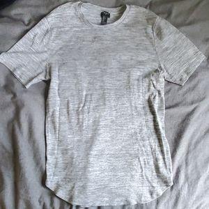 Forever 21 Grey Shirt